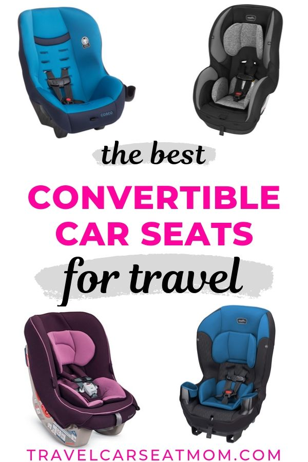 Travel Car Seat, Best Small Convertible Car Seat