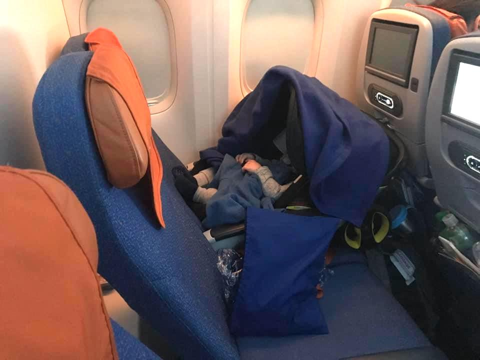 Travel Car Seat, Flying With Convertible Car Seat